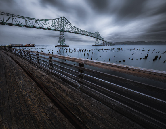Astoria-Megler Bridge | Astoria (OC19)